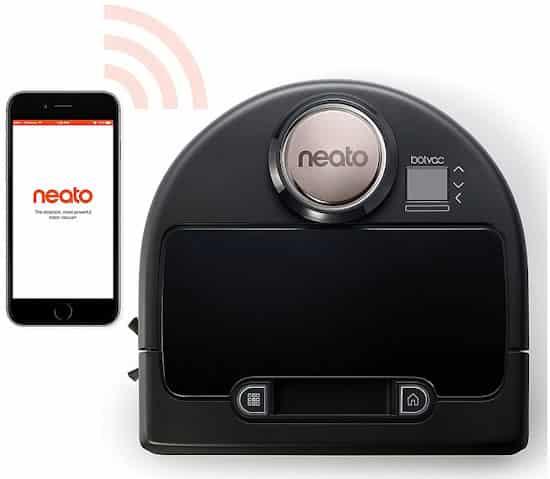 Neato Robotics Botvac Connected beste robotstofzuiger