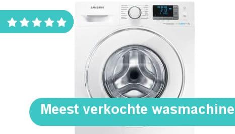 meest verkochte wasmachine
